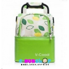 V Cool New Cooler Bag - Green