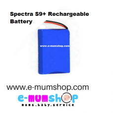 ****Spectra S9+ Rechargeable Battery