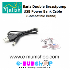 Malish Ilaria Power Bank USB Cable