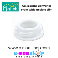 Malish Celia Bottle Converter From Wide Neck to Slim