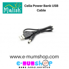 Malish Celia Powe Bank USB Cable