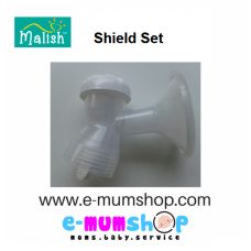 MALISH - Pump Head / Breast Shield Expression Collection Kit (1 set)