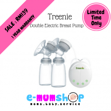 Treenie Kampakto  Double Electric Breast Pump