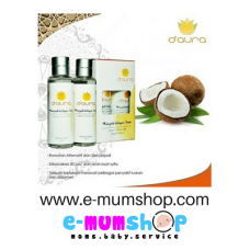 D'Aura Virgin Coconut Oil (Liquid) 100ml (2 Bottles)