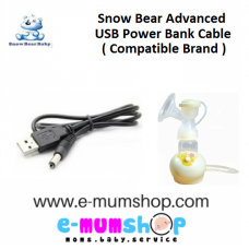 Snow Bear Power Advance USB Cable