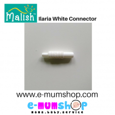 Malish Ilaria White Connector